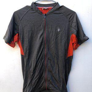 Smart Wool Cycling Jersey